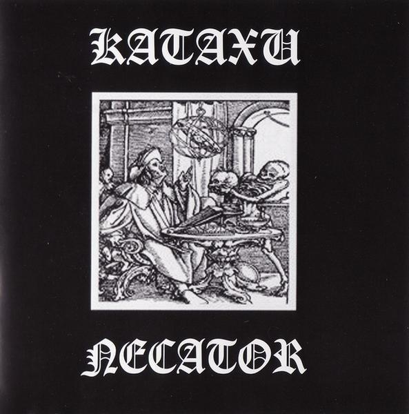 Kataxu / Necator - split