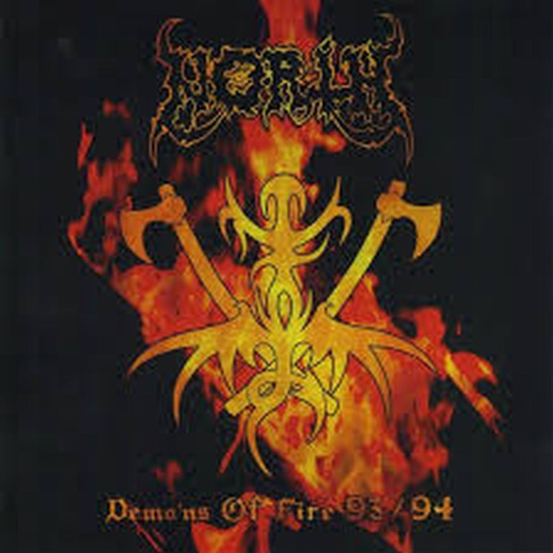 North – Demo`ns Of Fire 93/94
