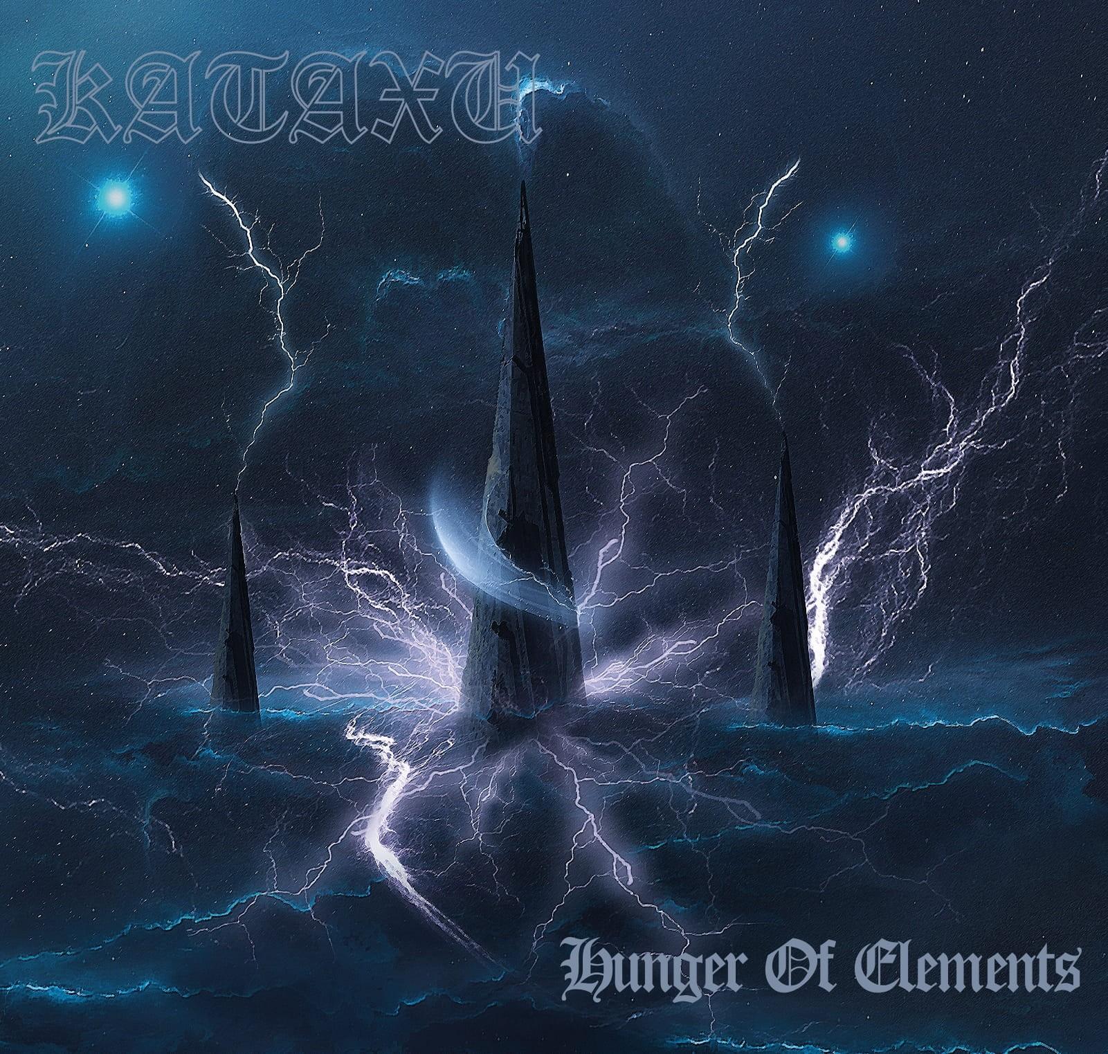 KATAXU - Hunger of Elements (DigiCD)