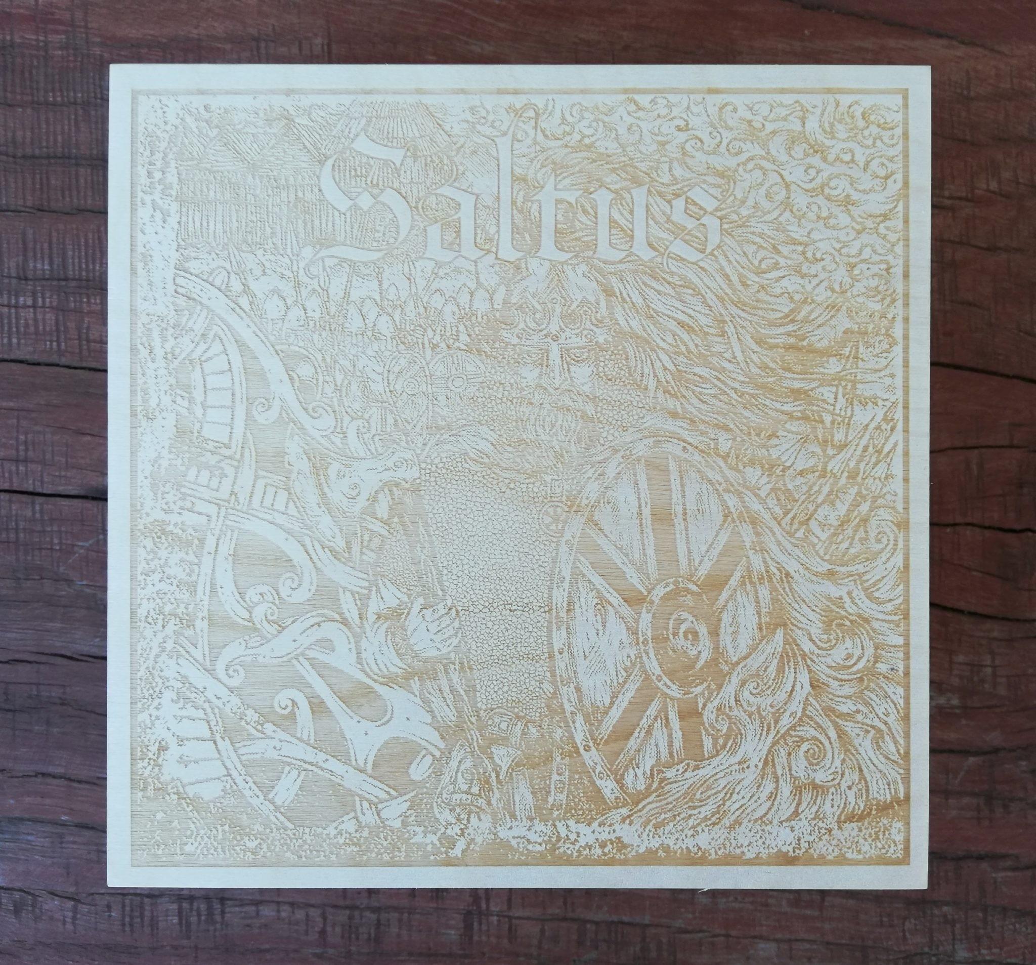 Saltus - Wood Box