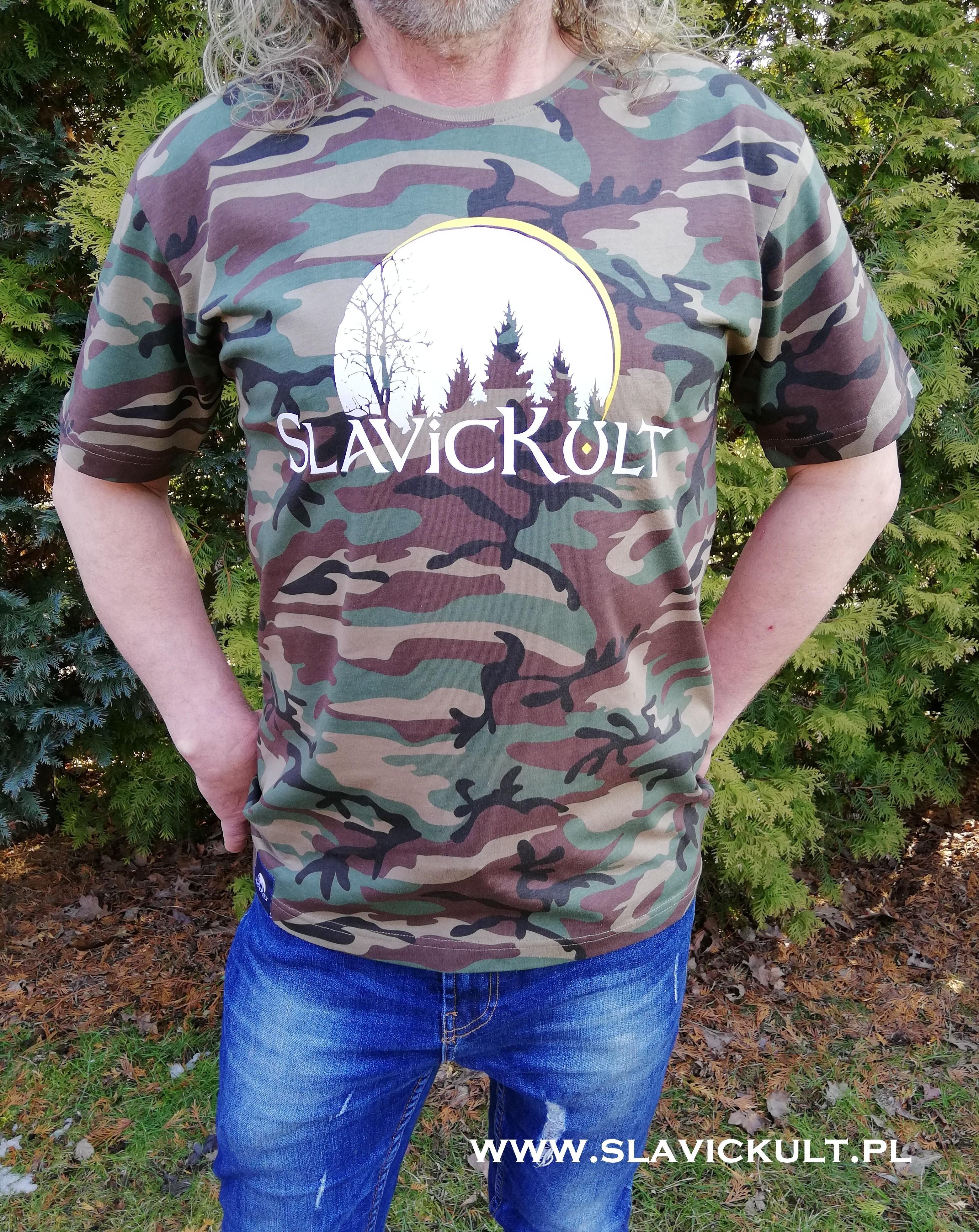 Koszulka Slavickult Moro Męska