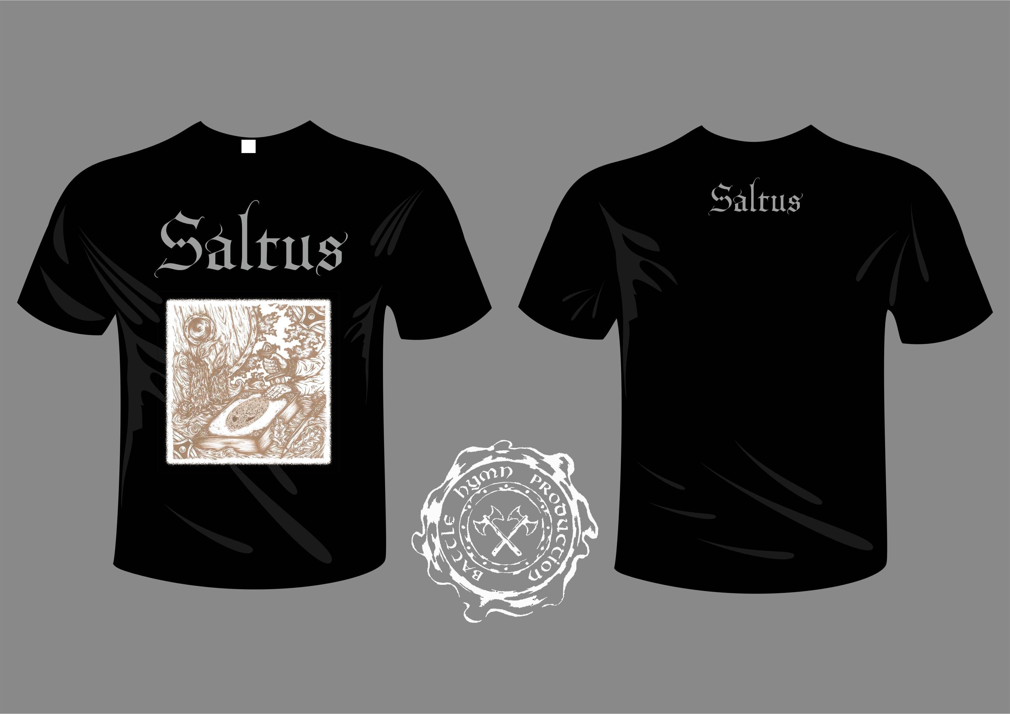 Koszulka Saltus – Opowieści z przeszłości