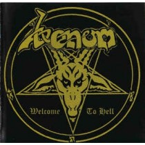 VENOM- WELCOME TO HELL