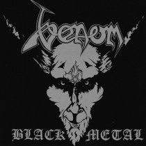VENOM- Black metal