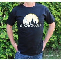 Koszulka Slavickult (Czarna) Męska