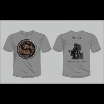 Koszulka Saltus szara – Jam Jest Samon!